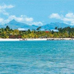 Отель Victoria Beachcomber Resort & Spa пляж фото 2