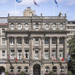 Отель Intercontinental Edinburgh the George фото 12