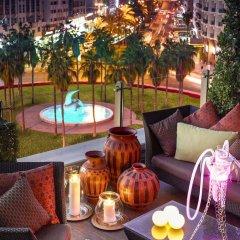 Отель Swissotel Living Al Ghurair Dubai балкон