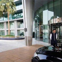 Отель InterContinental Residence Suites Dubai Festival City фитнесс-зал
