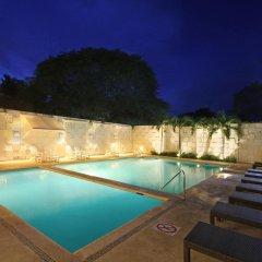 Отель Holiday inn Acapulco La Isla бассейн фото 3