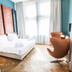 Hotel De Hallen 4* Полулюкс с различными типами кроватей фото 2
