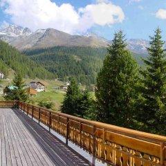 Hotel Alpenhof Стельвио балкон