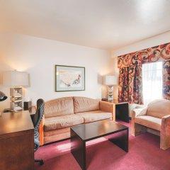 Отель Grand Canyon Plaza Hotel США, Гранд-Каньон - отзывы, цены и фото номеров - забронировать отель Grand Canyon Plaza Hotel онлайн комната для гостей фото 3