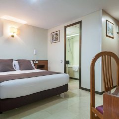 Hotel El Call сейф в номере