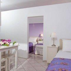Primavera Beach Hotel Studios & Apartments комната для гостей фото 5