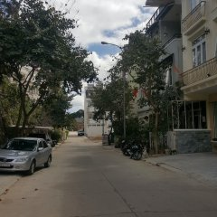 Nam Xuan Premium Hotel парковка