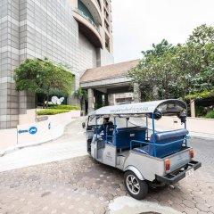 Отель Somerset Park Suanplu Bangkok парковка