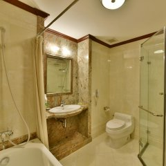 Golden Rice Hotel ванная
