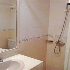 Отель Wall Street Inn Бангкок ванная