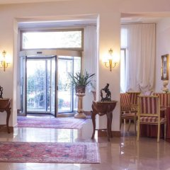 Отель Principe Terme Италия, Абано-Терме - отзывы, цены и фото номеров - забронировать отель Principe Terme онлайн интерьер отеля