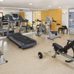 Отель Melia Costa del Sol фитнесс-зал фото 4