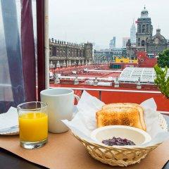Hotel Amigo Zocalo Мехико питание фото 3