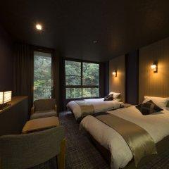 Отель Tsuetate Keiryu no Yado Daishizen Япония, Минамиогуни - отзывы, цены и фото номеров - забронировать отель Tsuetate Keiryu no Yado Daishizen онлайн комната для гостей