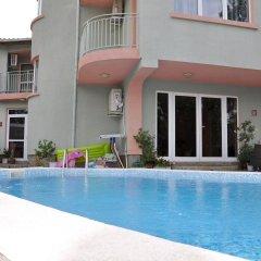 Hotel Amfora бассейн