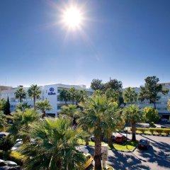 Отель Hilton Park Nicosia парковка