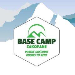 Отель Base Camp Zakopane Закопане спортивное сооружение