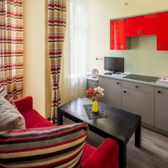 Апартаменты Apartment Fedkovycha Львов в номере