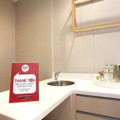 Отель Nida Rooms Thonglor 25 Alley Jasmine Бангкок в номере