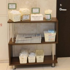 Отель Toyoko Inn Fukoka Tenjinu Фукуока развлечения