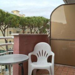 Отель Cimarosa Италия, Риччоне - отзывы, цены и фото номеров - забронировать отель Cimarosa онлайн балкон