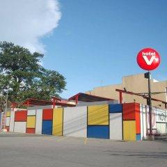 Отель V Филиппины, Пампанга - отзывы, цены и фото номеров - забронировать отель V онлайн парковка