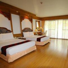 Отель The Golf Lodge Laem Chabang комната для гостей