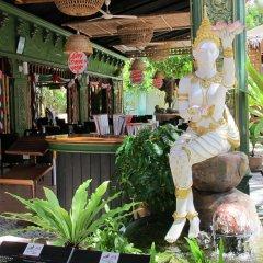 Отель Kata Garden Resort пляж Ката питание