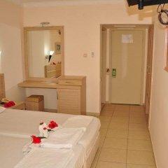 Отель Nergos Garden ванная фото 2