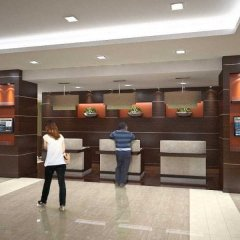 Гостиница Кортъярд Марриотт Иркутск Сити Центр интерьер отеля фото 3