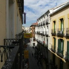 Отель Hostal Panizo балкон