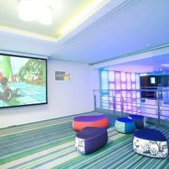 Отель NH Brussels Bloom детские мероприятия