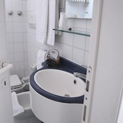 Отель ACERBOLI Римини ванная