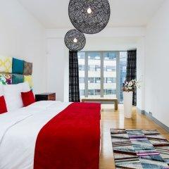 Отель EMPIRENT Aquarius Apartments Чехия, Прага - отзывы, цены и фото номеров - забронировать отель EMPIRENT Aquarius Apartments онлайн комната для гостей