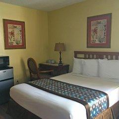 Отель Americas Best Value Inn Los Angeles- 7th Street США, Лос-Анджелес - отзывы, цены и фото номеров - забронировать отель Americas Best Value Inn Los Angeles- 7th Street онлайн удобства в номере