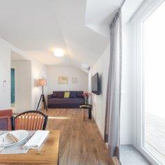 Апартаменты Lisbon Serviced Apartments Chiado Emenda комната для гостей фото 3