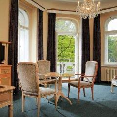Отель Orea Bohemia Марианске-Лазне комната для гостей