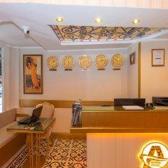 Alpek Hotel интерьер отеля