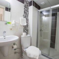 Vizyon City Hotel Турция, Стамбул - 2 отзыва об отеле, цены и фото номеров - забронировать отель Vizyon City Hotel онлайн ванная