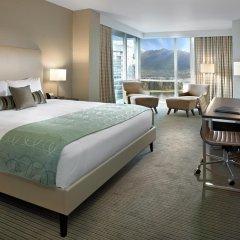 Отель Coast Coal Harbour Hotel Канада, Ванкувер - отзывы, цены и фото номеров - забронировать отель Coast Coal Harbour Hotel онлайн комната для гостей