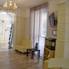 Отель Villa Caterina Римини интерьер отеля фото 2