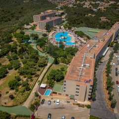 Отель Club Cala Romani