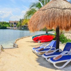 Отель Aventuras Club Lagoon