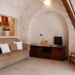 Отель Trulli Holiday Albergo Diffuso Альберобелло комната для гостей фото 2