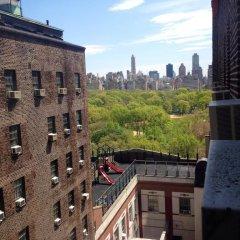 Отель West Side YMCA балкон