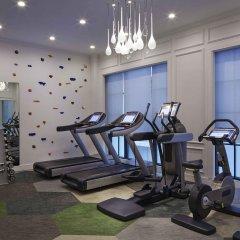 Отель Sofitel So Singapore фитнесс-зал