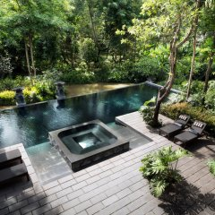 Отель Four Seasons Resort Chiang Mai бассейн фото 2