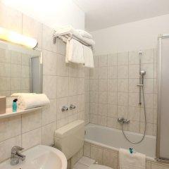 Отель Frederics München City Schwabing ванная
