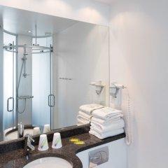 Отель Wakeup Copenhagen - Carsten Niebuhrs Gade 2* Стандартный номер с двуспальной кроватью фото 10