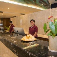 Отель Pawan Palace Lumbini Непал, Лумбини - отзывы, цены и фото номеров - забронировать отель Pawan Palace Lumbini онлайн интерьер отеля фото 2